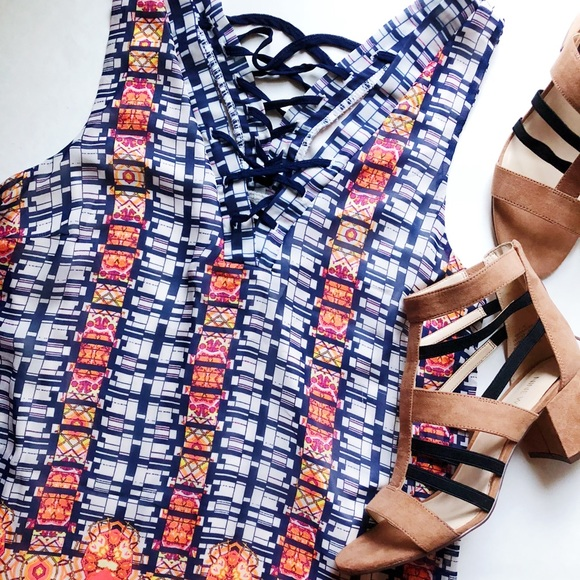 My Michelle Dresses & Skirts - ❤️ 3 items for $20❤️ Summer Printed Dress 🎀